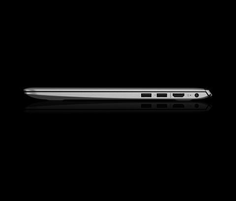HP ENVY 13 Side Profile