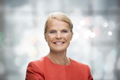 Ewa Glennow, styrelsemedlem Marginalen Bank