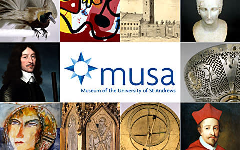 Preparing for its 600th anniversary, the Museum of the University of Saint Andrews chooses imagineear's mediaPacker platform