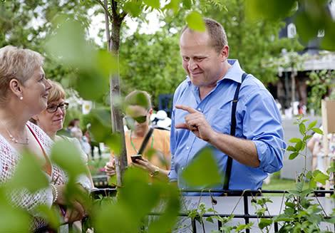 Malmö Garden Show - tre inspirerande dagar med odling, lek och design