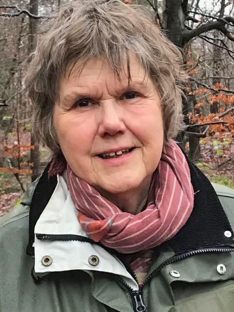 Ann Beskow, porträtt