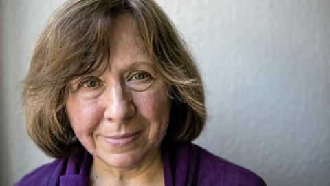 Lidköpings Stadsbibliotek uppmärksammar Nobelpristagaren i litteratur