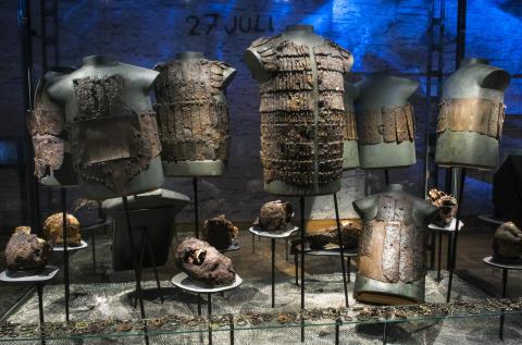 Ny it-lösning gör Historiska museets samlingar tillgängliga för hela världen