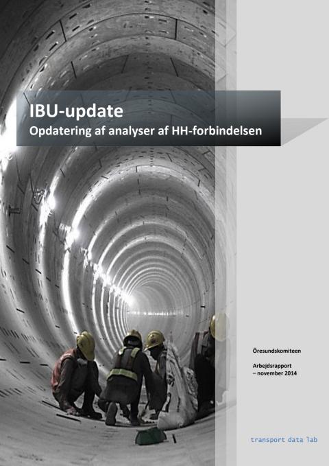 IBU update - Opdatering af analyser af HH-forbindelsen