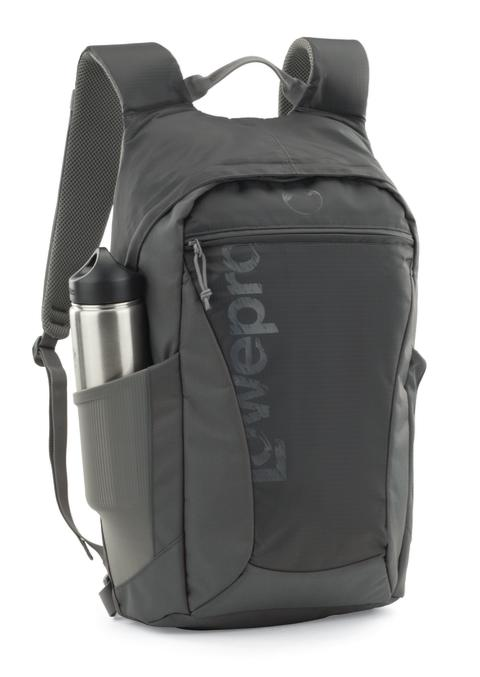 Lowepro Photo Hatchback 22L waterbottle