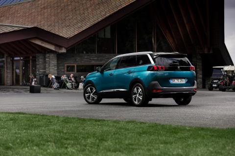 Danmarkspremiere på den helt nye Peugeot 5008 SUV
