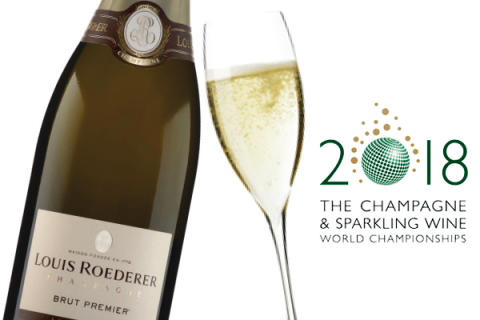 Louis Roederer är Sparkling Wine Producer of the Year 2018