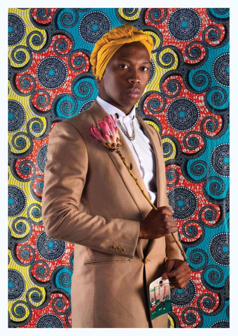 Contemporary Portrait of Born Free South Africans, fot. Rochelle de Abreu