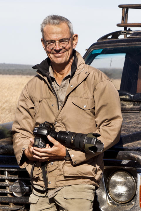 Fotograf Frank af Petersens