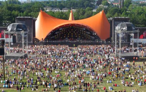 Samarbejde sikrer, at alle øl- og sodavandsdåser på Roskilde Festival genanvendes
