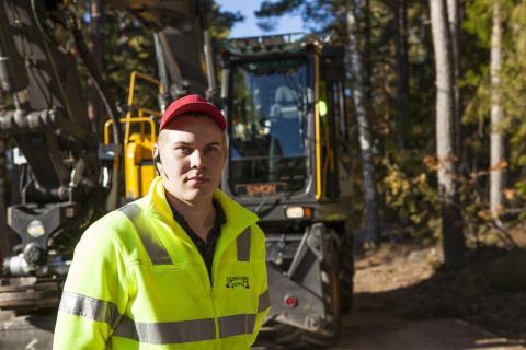 Simon Nordin - Bror Olsson & Sönder AB i Kungsör