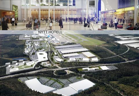 Swedavia utlyser projekttävling arkitektur för hotell vid Göteborg Landvetter Airport (2)