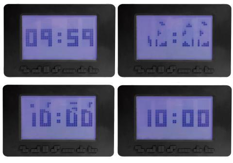 Tetris Väckarklocka