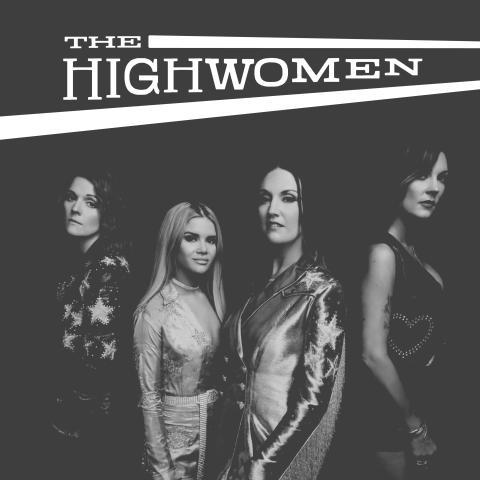 The Highwomen - The Highwomen (artwork)