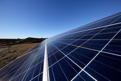 AO CRE4-4 : 100% des projets de centrales photovoltaïques au sol déposés par RES sont lauréats