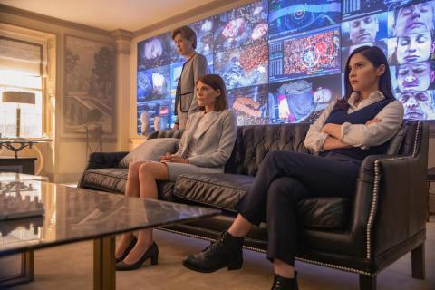 THE ROOK - Seriepremiere. Er man til thrillere og et strejf af X-Men filmene så skal man se denne serie.
