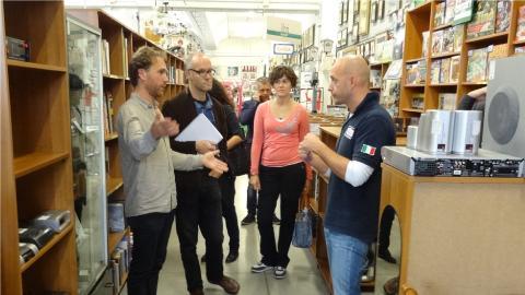 Växjö kommun och Macken får EU-projekt om Återbruk och Cirkulär ekonomi