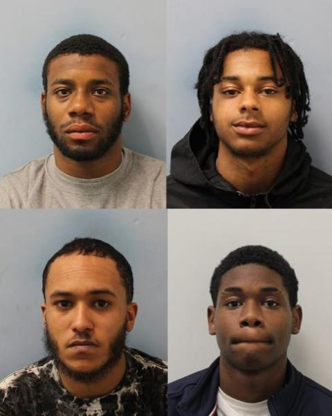 Four jailed for total of 26 years for brutal attack on man in Brent