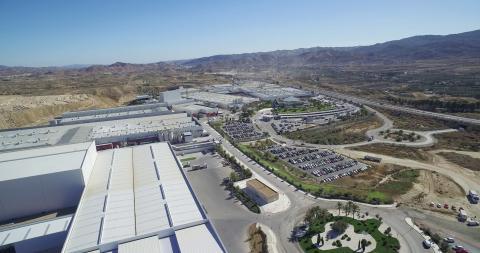 Cosentino Factory Spain