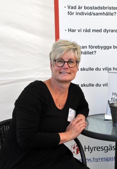 Hyresgästföreningen Norrland summerar en bra vecka på Stora Nolia!