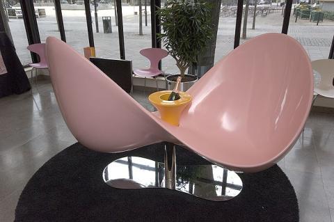 Love Seat Extravaganza- champagnemingel med Veuve Clicquot Rosé
