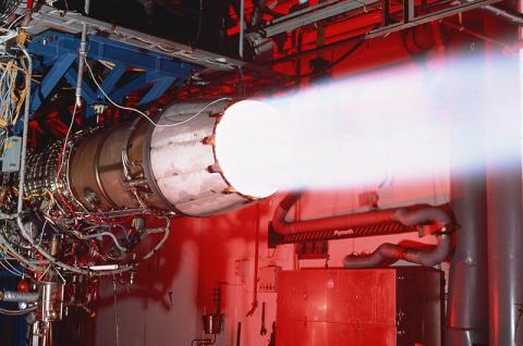 Positivt besked om tekniskt stöd och underhåll för motorn till Gripen E