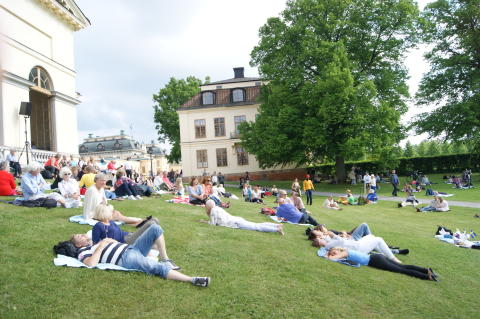 Säsongsinvigning Drottningholmsteatern