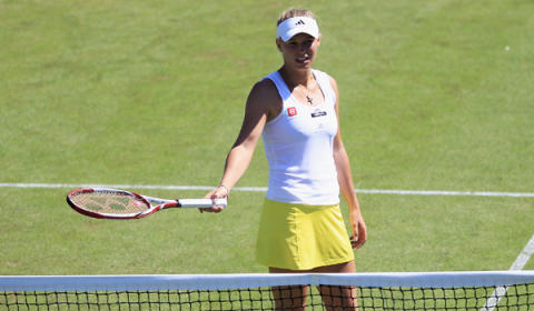Wozniacki forbereder sig til Wimbledon
