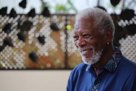 Vores verden med Morgan Freeman. Fredsmarchen