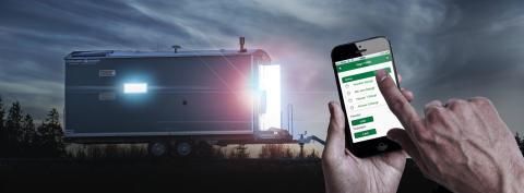Remote - appstyrning av vagn