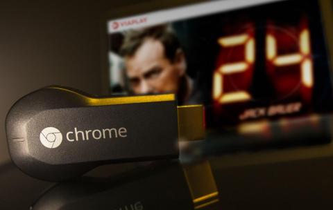 Viaplay er nå tilgjengelig via Chromecast