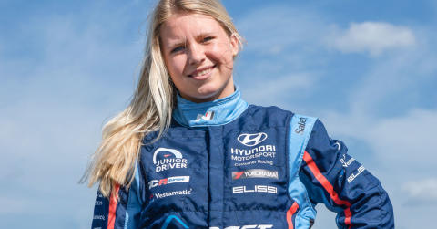 Jessica Bäckman gör Hyundai-premiär i TCR Scandinavia