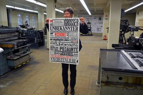 Martin Luther macht Druck: Neue Ausstellung im Museum für Druckkunst Leipzig