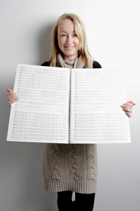 Mirjam Tally, tonsättare (Beethoven & Beyond)