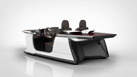 Kia Cockpit 2