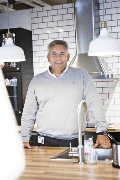 Dennis Balslev Direktør IKEA Danmark
