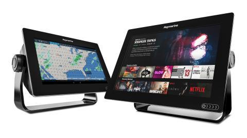 Raymarine: FLIR Releases Major Raymarine LightHouse OS Upgrade