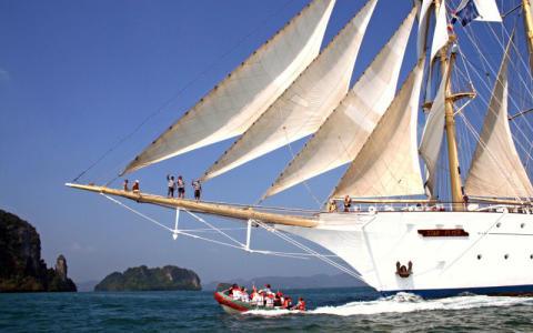 Uutuus talvelle 2014/15: purjehdusristeilyt Kuubasta