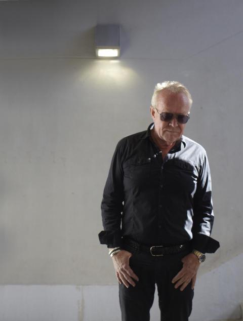 """Björn Johansson aktuell med albumet och singeln """"Vargtimme""""!"""