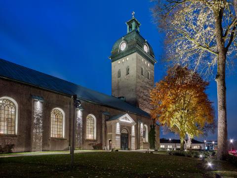 Helge Skoog gästar invigningen av Släktforskardagarna i Borås 2019