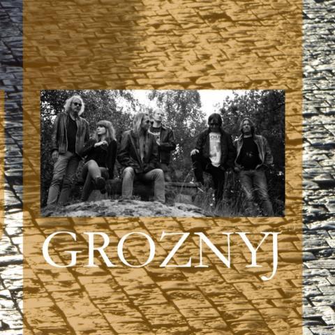 Bandet Groznyj på scenen den 30 november.