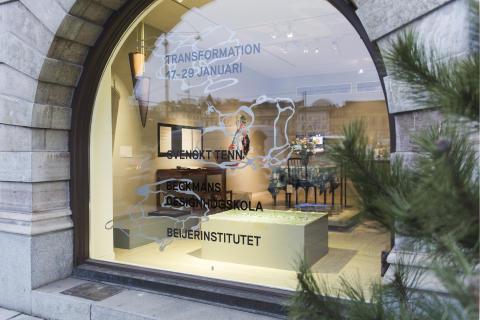 Transformation – utställning på Svenskt Tenn