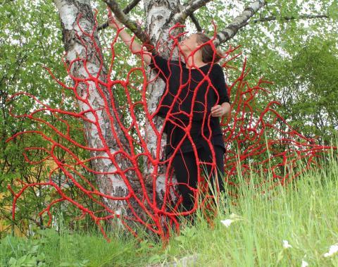 (X)sites Sandra Magnusson art 2 utan titel