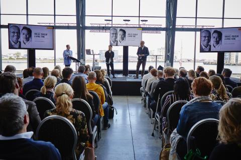 Succé vid premiären av Sigmas Inspirationsdag i Malmö