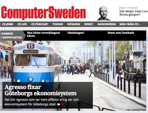 Stort intresse för Göteborgs upphandling