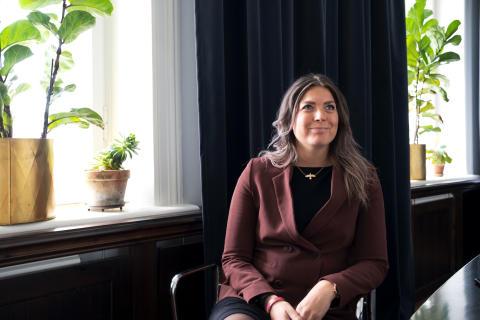Möt våra medarbetare - Lina Stegemann