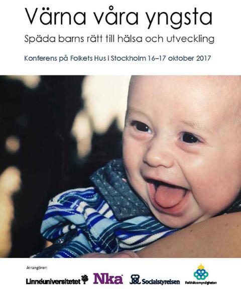 Konferens: Värna våra yngsta – späda barns rätt till hälsa och utveckling