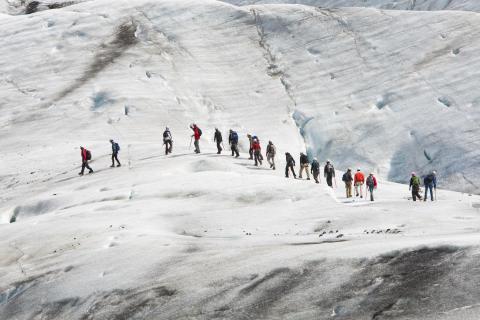 Glaciär Island