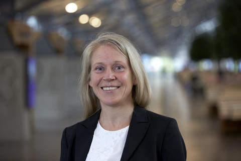 Johanna Möllersten, projektledare linbana