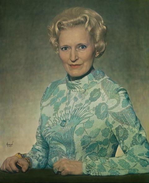 Ingrid Gärde-Widemar (1912-2009)